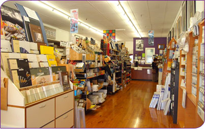 Port Art Supplies Store